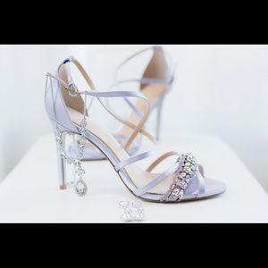 Badgley Mischka Jewel Heels